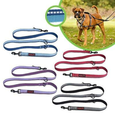 Halti Walking Double Ended Dog Puppy Lead Multi-functional Reflective Leash