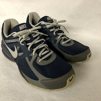 new styles de49b 76aa7 Nike Air Max Limitless 2-Navy Blue and Grey Size 12.5 Gently used