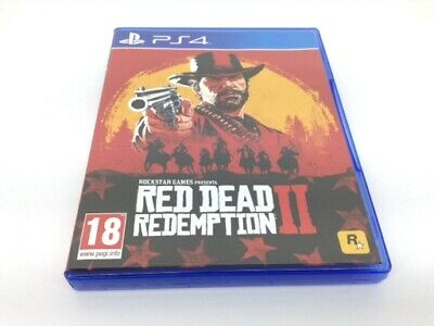 Juego Ps4 Red Dead Redemption 2 Ps4 4498312