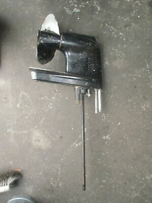 MERCURY 20HP 2 stroke outboard lower unit with 20