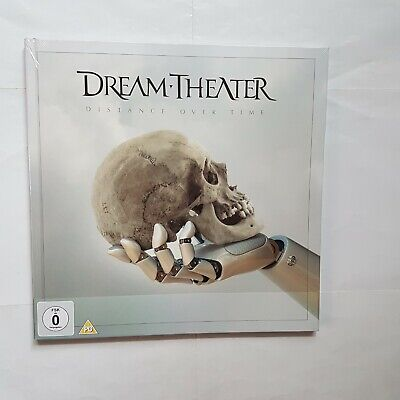 Dream Theater - Distance Over Time - 2CD+BD+DVD - BOX !!!