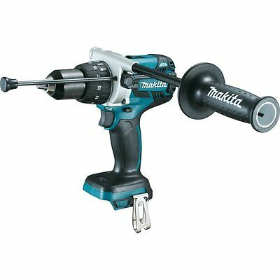 Makita XPH07Z 18V Lithium-Ion Brushless 1/2-inch Hammer Drill-Driver, Bare Tool