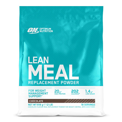 Optimum Nutrition Opti-Lean Meal 945g High Protein Replacement vanille