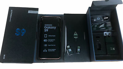 3c02c454df5 Samsung Galaxy S9 SM-G960U 64GB Factory Unlocked 4G LTE Smartphone AT T  T-Mobile