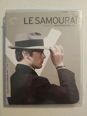 Le Samourai (Blu-ray Disc, 2017, Criterion Collection)