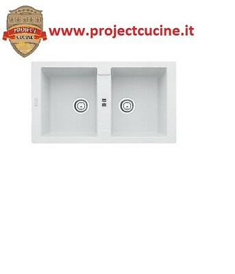 Lavandino Franke Fragranite Bianco.Lavello Fragranite Franke Maris Mrg 620 Bianco 1140153947 Eur 341