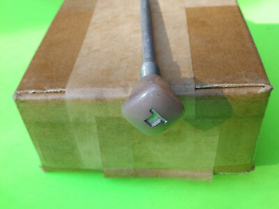 1939 1940 Chevrolet NOS Throttle Knob & Cable OEM GM Truck Military