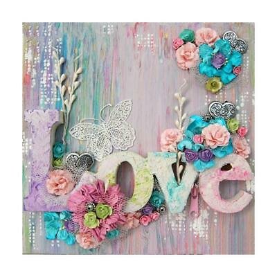 5D DIY Full Drill Diamond Painting Love Cross Stitch Embroidery Mosaic Kit