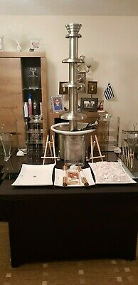Sephra Chocolate Fountain Hire Business and Extras over £4500