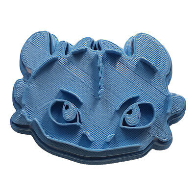 Cuticuter How to Train Your Dragon Toothless Cookie Cutter Desdentao Galletas