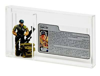 1st Catalogue ONLY GW Acrylic Display Case Vintage Star Wars Boba Fett Mailer