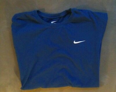 f90297bda NIKE YOUTH BOYS Graphic Logo T-Shirt Top Tee Athletic Cut Size Small ...