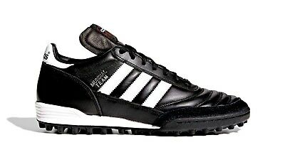online store d8f62 d466a Scarpe Calcetto Adidas Mundial Team TF Nere ADIDAS Unisex Black soccer shoes