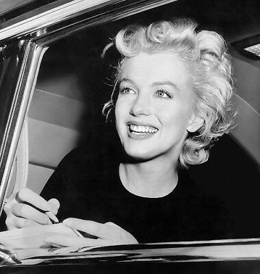 Rare and Original Limited Edition Photo Marilyn Monroe Moments In Time Series