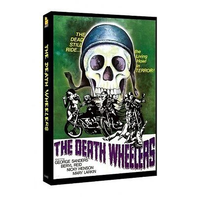The Death Wheelers aka Psychomania (DVD, 2013) Motorcycle-Living Dead-Devil