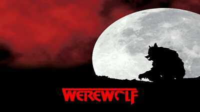 Werewolf Complete 1987 Tv Series 8 Dvd Set Horror Show Monster 80S