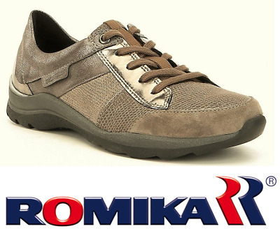 ROMIKA SHOES GERMANY leather comfort walking shoes - Icaria 03