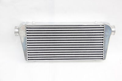"3"" Universal Intercooler 600 x 300 x 76 mm Front Mount 76mm Inlet Outlet"