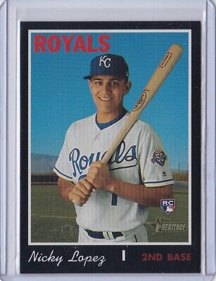 2019 Topps Heritage & High Number Black Border Parallel You Pick a Player list