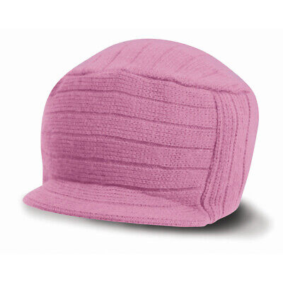 Bonnet Casquette Urban Fashion Rose