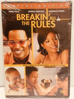 Breakin' All the Rules (DVD, 2004, Special Edition) Jamie Foxx