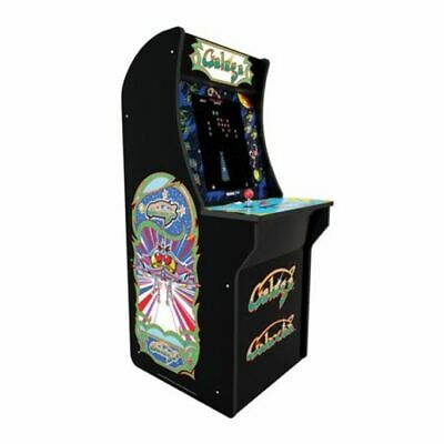 Classic Galaga Arcade Machine Commercial Grade Full Color Video Gaming Machine 4