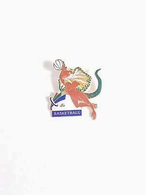 Sydney 2000 Paralympic Games Basketball Lizzie Mascot Pin Badge #9-54051-2