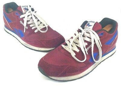 dedf143634c1 Reebok Royal Flag Lightweight Athletic Sneakers Running Shoes Men Sz 10  Walk Run