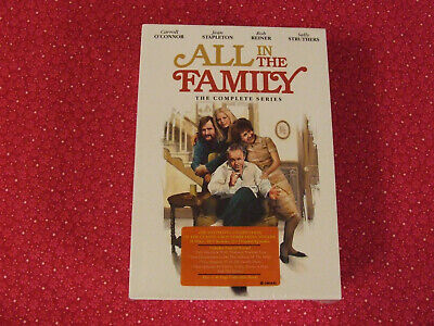 All In The Family: The Complete Series (DVD, 2012, 28Disc Set