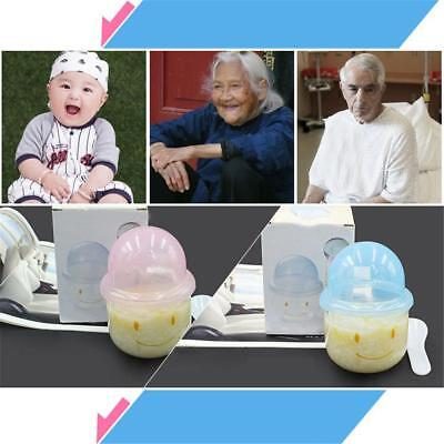 Steamed Rice Glass Bowl Food Tableware Microwave Oven For Baby / Elderly Man