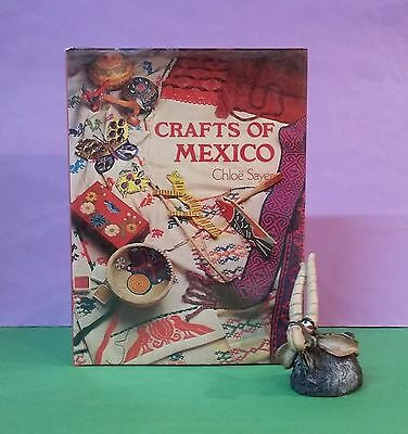 Chloe Sayer: Crafts of Mexico/folk arts, crafts/folklore/Mexico