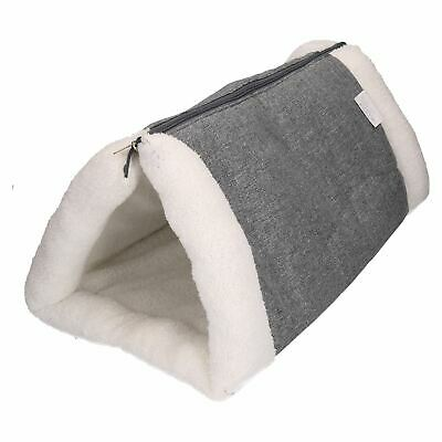 Cat Bed Time Snuggle felpa Cat Comfort 2 en 1 Den 55cm/22""