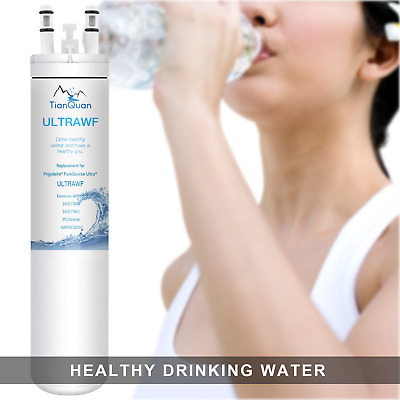 1/2/3/4 Pack Refrigerator Water Filter Frigidaire Puresource Ultra ULTRAWF