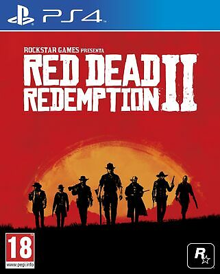 Juego Ps4 Red Dead Redemption 2 Ps4 4500186