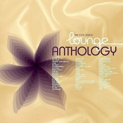 Lounge Anthology Cool Session 4CDs De Phazz Gotan Project Nightmares on Wax