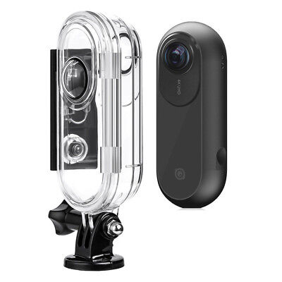 Underwater Waterproof Housing 45m Diving Protective Case for Insta360 One Camera