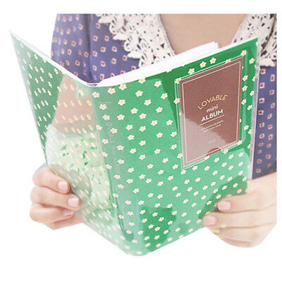 84-Pockets Photo Album For FujiFilm Instax Mini Polaroid Fuji Film Camera 7 T5A3