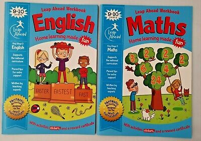 Letts Make it Easy English  Ages 9-10 yrs workbook NEW!!!!