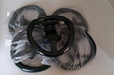 Job lot of 5 x Playstation 3 PS3 Mini Steering Wheel