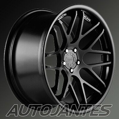 Jantes Alu 19 Pouces Vertini Magic Concave Mercedes Classe A,b,c,e,s,audi A2
