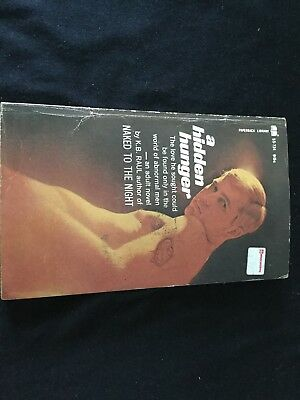 A Hidden Hunger By KB Raul 1968 1st Edition Paperback Rare Book Gay Interest