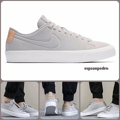 uk availability 6619d b6384 Nike Blazer Studio Low Qs Premium Leather Uk8.5 eur43 850478-001