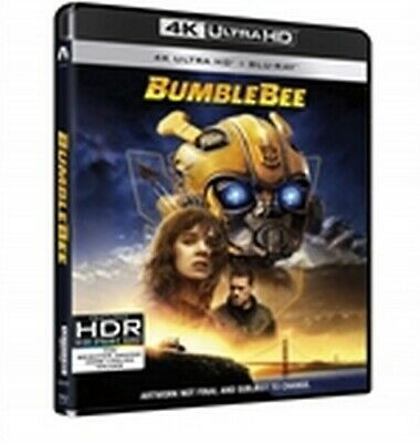 Bumblebee (4K Ultra HD + Blu-Ray Disc)