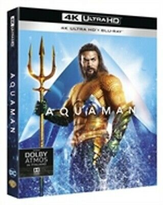 Aquaman (4K Ultra HD + Blu-Ray Disc)
