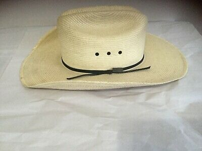 08bbd50e6 LARRY MAHANS Hat Collection By Milano Hat. Co Western/Cowboy Hat Sz ...