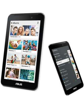 "Asus Memo Pad ME70C 7 8GB Tablet (7"") Weiß 8 GB Speicher, Andriod WLAN Bluetooth"