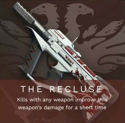 ** GUARANTEED ** Destiny 2 The Recluse Recovery ** Full Quest Xbox One And PS4**