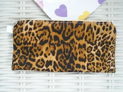 Leopard Print Design Make Up Bag Or Pencil Case Unique Cases Bags Gift  Trending a51cc6f7c