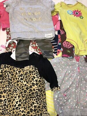 633bead92 HUGE BABY GIRL CLOTHING LOT 18 MONTH Carter Gymboree Old Navy ...