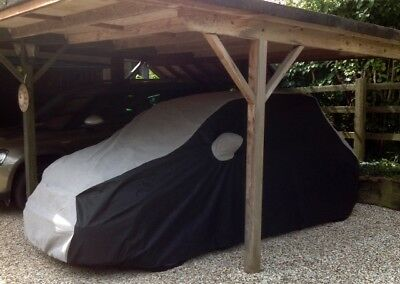 FIAT 500 ABARTH BIPOSTO 695 RECORD Outdoor Tailored Breathable Fitted Car Cover